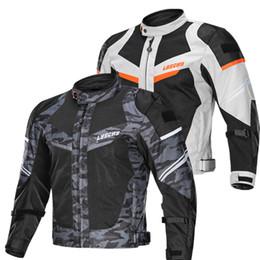 $enCountryForm.capitalKeyWord Australia - New Waterproof Motorcycle Jacket Men Motocross Off-Road Racing Jacket Motorcycle Protection Moto Two In One Jacket Motorbike Protective Gear