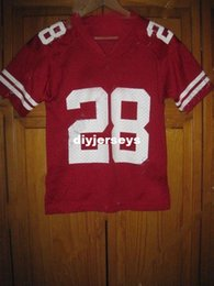 Discount badgers jersey - Cheap custom Wisconsin Badgers college football jersey red #28 NEW Customized Any name number Stitched Jersey XS-5XL