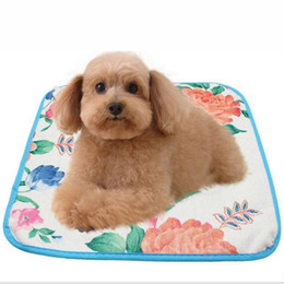 pet heat mats Australia - TPFOCUS 220V 18W Pet Electric Heat Pad Electric Blanket Pet Bed Winter Dog Cat Bed Mat Warm Sleeping for Cat Dog Supplies