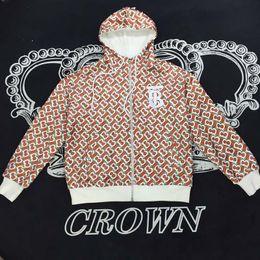 e17a7e5b7e8e9 London hoodie online shopping - 18ss Fashion Winter Europe England London  Skateboard Allover Print Velvet T B