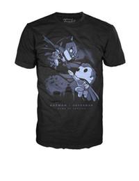 $enCountryForm.capitalKeyWord Australia - Funko Pop Tees DC Batman Fighting Superman Licensed Adult T Shirt