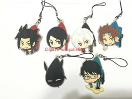 $enCountryForm.capitalKeyWord Australia - 30 pcs lot 2018 New arrival World Trigger Japanese anime figure rubber Silicone sweet smell Cell mobile phone charms keychain