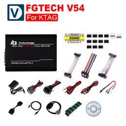 Venta al por mayor de Súper escáner FGTech Galletto 2 Master EOBD2 V54 La versión más reciente Fg Tech puede para automóviles Camiones y bicicletas Nueva versión Envío gratis