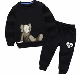 $enCountryForm.capitalKeyWord UK - new Kids Sets jacket Kids Hoodies sweater and Pants 2Pcs sets Children Sport Set Baby Boys Girls Winter Coats