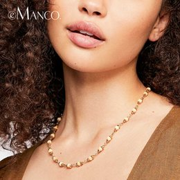 Jewelry Fashion Bead Necklaces NZ - Choker Necklaces for Women Luxury Bohemain Necklaces Wooden Bead Choker Necklace Four Colors Femme Statement Fashion Jewelry