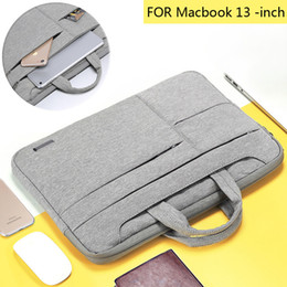 "$enCountryForm.capitalKeyWord Australia - Handbag  Sleeve For Apple Macbook 13 Inch, 2018 High Quality Laptop Bag For Air Pro Retina   New Pro 13.3"" With Touch Bar Y19052501"