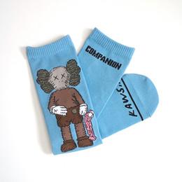 $enCountryForm.capitalKeyWord Canada - 2020 Casual Doodle Personality Cotton Tube Socks Street Fashion Men Women Teens Carttoon Bears Middle Socks Four Season Socks