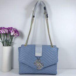 Multicolor shoulder bag online shopping - the latest recommend women classic Pu chains G Letter pendant shoulder bag multicolor