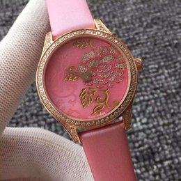 $enCountryForm.capitalKeyWord Australia - L.U.C series 13194-5001, original automatic die cutting movement, lady's watch, 35mm, silk strap, transparent