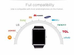 $enCountryForm.capitalKeyWord Australia - Bluetooth GT08 Smart Watch Phone Best Smartwatch 2018 2017 Sim Card TF Card Camera Smart Clock for Apple Watch Iphone Android