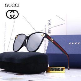 M Sunglasses Brands UK - M-8374 luxury men brand designer sunglass attitude sunglasses square logo on lens men brand designer sunglasses shiny with box