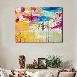 $enCountryForm.capitalKeyWord Australia - 1 Piece Abstract Cloud Home Decor Canvas Print Picture Painting Wall Art Living Room Modern No Frame