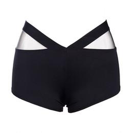 $enCountryForm.capitalKeyWord UK - Prevent exposure light Comfortable Women Sports Shorts Gym Workout Waistband Skinny Yoga Short Pants