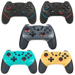 Bluetooth контроллер D28 Переключатель Pro Remote Беспроводной контроллер Геймпад Джойстик Джойстик для Nintendo D28 Переключатель Pro Console на Распродаже