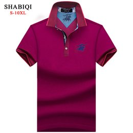 $enCountryForm.capitalKeyWord Australia - New 2018 Men Polo Shabiqi Brand Clothing Male Fashion Polo Shirt Men Casual Plus Size Polo Shirts 5xl 6xl 7xl 8xl 9xl 10xl Q190426