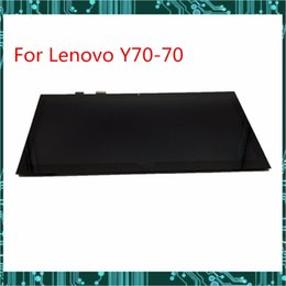 "computers test Australia - For Lenovo Y70-70 17.3"" IPS Notebook computer touch LCD screen assembly LP173WF4-SPF1 1920*1080 30 pin Tested"