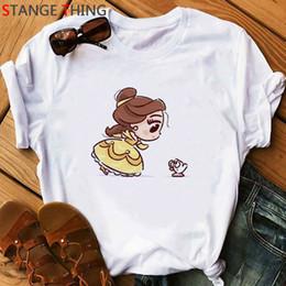 Wholesale cute anime shirts for sale – custom Vogue Princess Kawaii Harajuku T Shirt Women Ullzang Cute Anime T shirt Funny Cartoon Graphic Tshirt s Fashion Top Tees Female