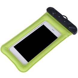 $enCountryForm.capitalKeyWord UK - New 2018 Waterproof Mini Swimming Bag Smart Phone Touch Screen Package Mobile Phone Waterproof Bag 9 Colors #42606