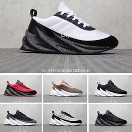 ad3d5c38aa97d Sharks Concept Mens Designer Running Shoes 2019 Men Casual Luxury Old Dad  Shoes Trainers Outdoor Hot Best Hiking Jogging Sports Sneakers