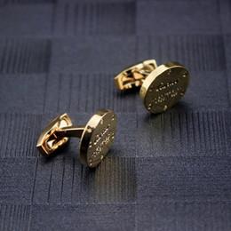 4b3f8fd28879 Man Party Gemelos Gemelos de oro de alta calidad para hombres Joyas de oro  18k en venta