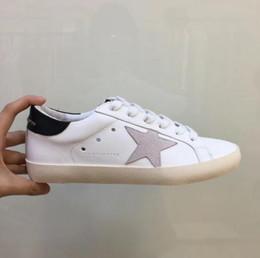 c326547885bab Golden Goose Sneakers Australia - fsg ladies tennis oxford shoes Golden  Goose Ggdb Genuine Leather Villous