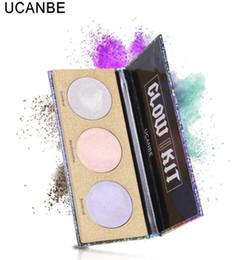$enCountryForm.capitalKeyWord UK - DHL Shimming Metal Extreme Face Body Glow Kit EyeShades Highlighter Face Brighten Makeup Powder Base Light Eye Shadow Illuminator Palette