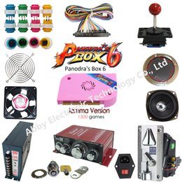 $enCountryForm.capitalKeyWord Australia - Arcade Parts Bundles Kit with game elf 1300 in 1 game PCB board, Zippyy joystick, push button switch,coin acceptor,power supply