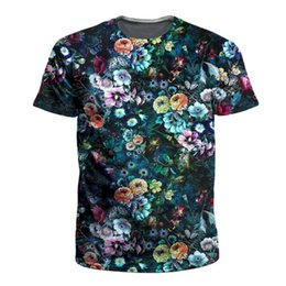 sports 3d tees NZ - 2019 designer Summer Tshirt for Men Quick-drying Sports Short Sleeved Printing 3D T-shirt Male Tee with 2 Colors Asian Size S-3XL wholesale