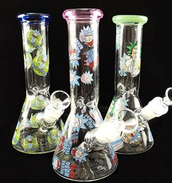 """$enCountryForm.capitalKeyWord Australia - Cheapest New 8""""inch Glass bong Sprinkler Downstem Water Pipes hand blown glass bubbler glass water pipe new design"""