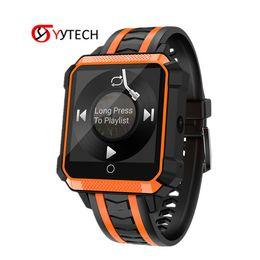 $enCountryForm.capitalKeyWord Australia - SYYTECH Professional H7 Pedometer Smart Watch Wifi 4G network voice call GPS navigation Sports Smart Bracelet