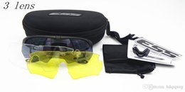$enCountryForm.capitalKeyWord Australia - Brand Goggles-high quality TR-90 ESS CROSSBOW military goggles,3lens bullet-proof Army tactial glasses with original case,shooting eyewear
