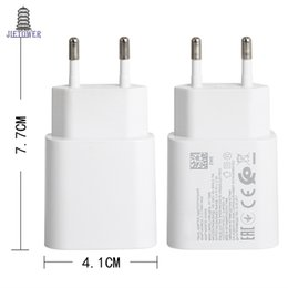 sharp adapter Australia - for Samsung Galaxy S9 S8 Plus note 8 Adaptive Fast Charger Travel Adapter EU 9V 1.67A 5V 2A Quick Charger High Quality Fast Charger 200pcs