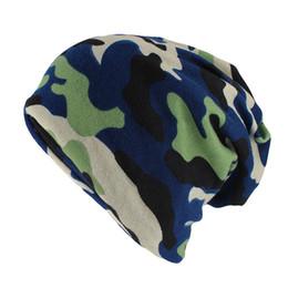 4af628d9743 One Unisex Knit Beanie Hat Winter Warm Ski Camo Skull Cap Outdoor Sports  Hats