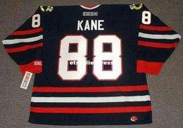 Patrick kane jersey cheaP online shopping - custom Mens PATRICK KANE Chicago Blackhawks CCM Jerseys Alternate Cheap Retro Hockey Jersey