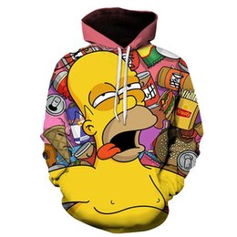 China 3D printing hoodies  beer    skull  Clown and other series men   women autumn and winter sweatshirt hoodies cheap sweatshirt clown suppliers