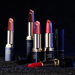 Smooth lipStick online shopping - 18 Colors Silky Matte Lipstick Makeup Waterproof Nude Velvet Lip Stick Make Up Smooth High Pigmented Texture Cosmetic DHL