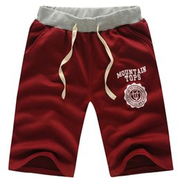 Sub board online shopping - Summer Board Shorts Men Beach Shorts Loose Baggy Pants Five Sub Elastic Waistband Casual Classic