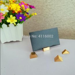 Cube Wire Place Desk Card Picture Memo Note Photo Table Number Clip Holder 1pc Business Card Holder Non-Ironing Card Holder & Note Holder