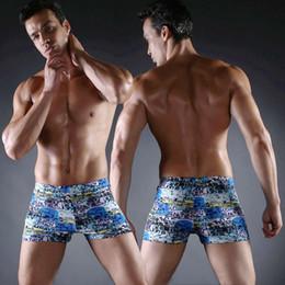 $enCountryForm.capitalKeyWord Australia - Most Popular Mens Bathing Suit Vintage Print Male Swimwear Plus Size XXXL Male Swim Trunk Swimsuit Men Swmming Beach Wear