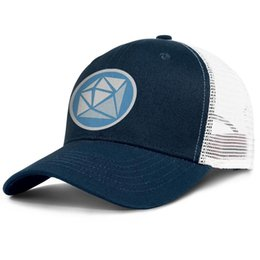 promo code 1370d f268a Black Diamond Snapback Hat UK - Fashion Mesh Trucker hat Men Women-DanTDM  Diamond Lego