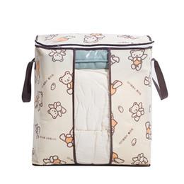 $enCountryForm.capitalKeyWord NZ - Non-Woven Family Save Space Bed Under Closet Storage Box Clothes Divider Organiser Quilt Bag Holder Organizer