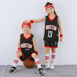 Wholesale basketball jerseys for boys kids youth small large customized under 20 dollars cheap toddler boys girls basketball jersey t-shirt et shorts