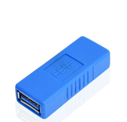 $enCountryForm.capitalKeyWord UK - USB 3.0 Adapter Connector Type A Female To Female Coupler Changer Connector Durable for PC Laptop