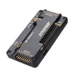 plastic module Canada - APM2.8 APM 2.8 module flight controller board built-in compass Horizontal side pin apm2.5 2.6 upgraded for RC Quadcopter