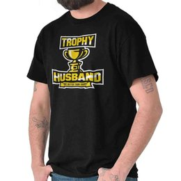 Couple funny t shirt online shopping - Handsome Husband Funny Married Couple Trophy Hubby T Shirt TeeFunny Unisex Casual Tshirt top