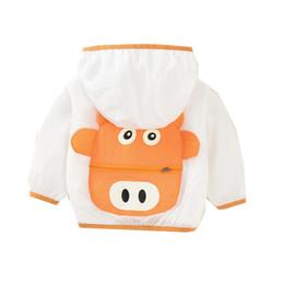 $enCountryForm.capitalKeyWord UK - 2019 summer baby jacket boy girls coats thin cute Cartoon style Hooded shirt Sun protection clothing for kids clothing