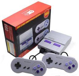 nes classic mini 2019 - 1PCS Super Classic SFC TV Handheld Mini Game Consoles Newest Entertainment System For 660 SFC NES SNES Games Console Dro