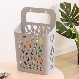 can bins Canada - 2Pack Storage Basket, Can Be Hanged with Handle, Convenient Hamper, Send Hook