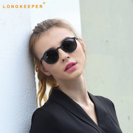 $enCountryForm.capitalKeyWord Australia - Unisex Polarized Sunglasses Men Night Vision Glass Round Shades Sunglasses Eyewear Fashion trend shades men driving