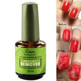 Wholesale Aidus Professional Women Nail Quickly Remover Gels Color Coat Varnish Lacquer